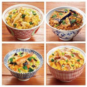 アマノフーズ フリーズドライ 丼 どんぶり 4種16食 セット インスタント食品 敬老の日 ギフト e-mon-amano 02