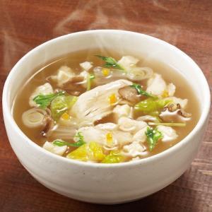 アマノフーズ フリーズドライ 味噌汁 具だくさん 桜島どり の 水炊き 風 1食 非常食 キャッシュレス 還元 お歳暮 ギフト|e-mon-amano|02