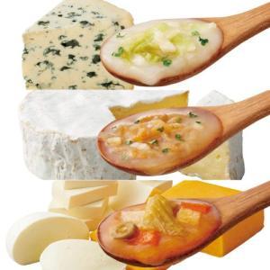 HOKO チーズ de スープ フリーズドライ 3種類 24食 セット キャッシュレス 還元 お歳暮 ギフト|e-monhiroba|03