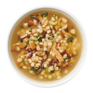 HOKO もち麦 3種の きのこ の 和風 スープ 6食 セット フリーズドライ 食物繊維 雑穀|e-monhiroba|03