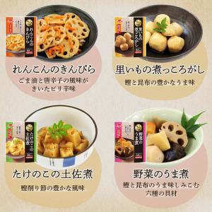 レトルト食品 おかず 和風 惣菜 イチビキ 煮物 8種32食 詰め合わせ セット キャッシュレス 還元 お歳暮 ギフト|e-monhiroba|04