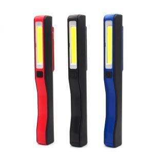 ポケットライト LED1W+COB ポケット懐中電灯 ワーキングライト|e-mono-base