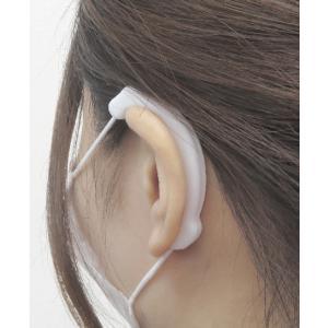 耳が痛くならない シリコン マスクイヤーフック 2セット e-mono-base