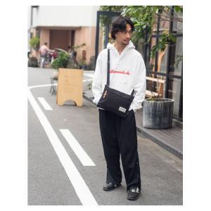 バッグ レディース メンズ サコッシュ 軽量 軽い コーデュラ 斜め掛け 肩掛け 旅行 お出掛け オシャレ ArchiveLine class-5|e-mono-online|07