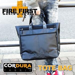 トートバッグ ビジネスバッグ ブラック 黒 コーデュラ|メンズ|FIRE FIRST|e-mono-online
