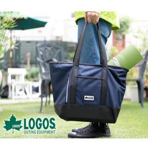 トートバッグ バッグ メンズ 男性 カジュアル トラベル ハイキング 大容量 20L ファスナー ポケット LOGOS e-mono-online 07