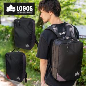 リュックサック バックパック メンズ 大型 アウトドア スポーツ シンプル 軽量 ロゴス LOGOS...