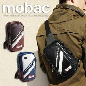 カジュアル|ボディバッグ ワンショルダー 角|メンズ レディース|mobac active【エントリーでポイント10倍】|e-mono-online