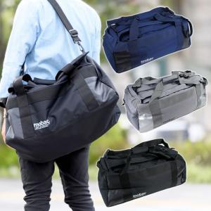 ボストンバッグ 3WAY メンズ レディース 大容量 カーボンソフトレザー モバック mobac e-mono-online