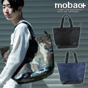 トートバッグ メンズ 大容量 軽量 軽い ファスナー ファッション カジュアル シンプル mobac+ e-mono-online