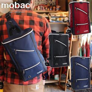 ボディバッグ ワンショルダー メンズ 軽量 ポケット ファスナー シンプル カジュアル アウトドア お出掛け mobac|e-mono-online