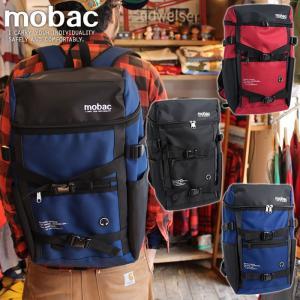 リュックサック バックパック メンズ 軽量 ポケット ファスナー シンプル カジュアル アウトドア お出掛け mobac|e-mono-online