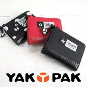 L字ファスナーコインケース メンズ レディース ヤックパック YAKPAK【エントリーでポイント10倍】 e-mono-online