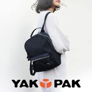 リュックサック ミニリュック ブラック 黒 メンズ レディース ヤックパック YAKPAK【エントリーでポイント10倍】 e-mono-online