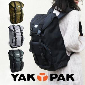 リュックサック バックパック|メンズ レディース|ヤックパック YAKPAK【エントリーでポイント10倍】|e-mono-online