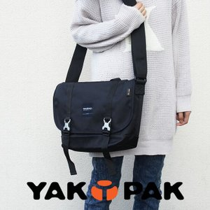 ショルダーバッグ 斜めがけ メッセンジャーバッグ|メンズ レディース|ヤックパック YAKPAK|e-mono-online