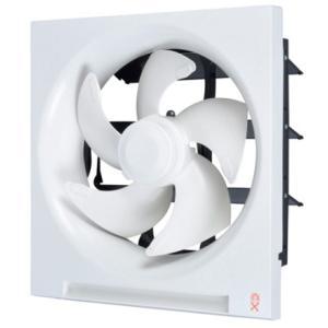 三菱電機*MITSUBISHI* 標準換気扇 【EX-20SH7】 スタンダードタイプ 風圧式シャッター 引きひもなし 電源コード(プラグ付) e-mono-ya