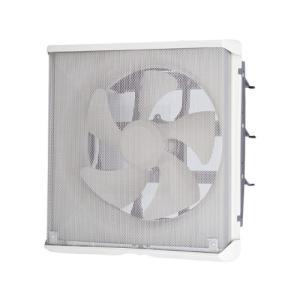 三菱電機*MITSUBISHI* 標準換気扇 【EX-25EMP7-F】 ワンタッチフィルタータイプ 電気式シャッター 引きひもなし 電源コード(プラグ付) e-mono-ya
