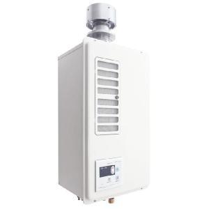 ノーリツ 業務用給湯器 屋内ダクト接続/フード設置対応 16号 GQ-C1622WZD-FH|e-mono-ya