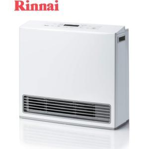 リンナイ ガスファンヒーター RC-U5801E Standard  ホワイト 都市ガス用|e-mono-ya