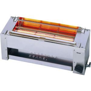 「カード決済OK」 リンナイガス赤外線グリラー 串焼61号 RGK-61D|e-mono-ya
