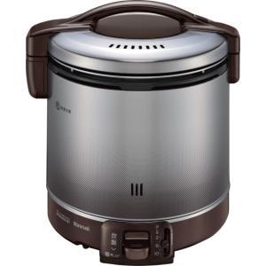 リンナイ (Rinnai) 家庭用 ガス 炊飯器 1升炊 RR-100FS(DB) e-mono-ya