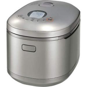 リンナイ家庭用ガス炊飯器 直火匠(じかびのたくみ)1升炊タイマー・ジャー付  専用ガスコード接続【RR-100MST2(PS)】 パールシルバー e-mono-ya