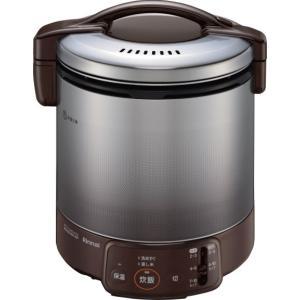リンナイ 家庭用ガス炊飯器 1升炊 ジャー付 RR-100VQ(DB) e-mono-ya