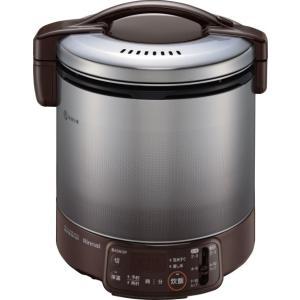 リンナイ 家庭用ガス炊飯器 1.8L タイマー・ジャー付 RR-100VQT(DB) e-mono-ya