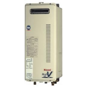 リンナイ ガス風呂給湯器 RUF-VS1615SAW 設置フリータイプ オート 屋外壁掛スリム型|e-mono-ya