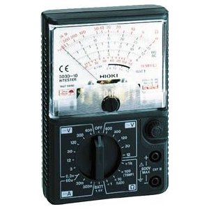 日置電機 アナログテスタ ハイテスタ 3030-10|e-mono21