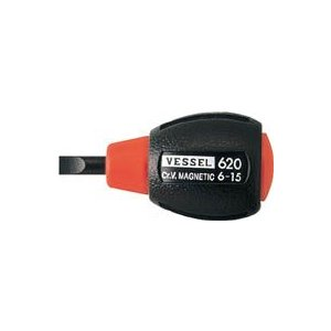 【在庫限り】ベッセル クッショングリップドライバースタビータイプ620−6X15 e-mono21