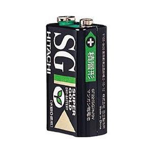 日立  マンガン乾電池 積層形9V|e-mono21