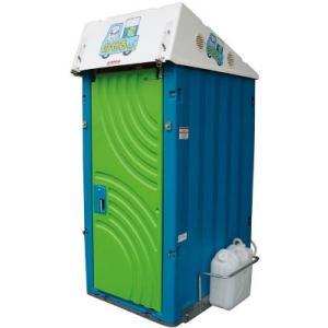 日野 小型車載トイレユニット のせるくん(簡易水洗式・洋式) e-mono21