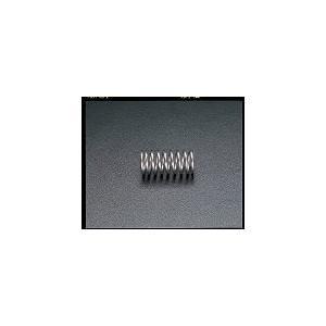 押しバネ(外径X線径X高さmm)2.5x0.23x4.0許容荷重kgf0.137|e-mono21