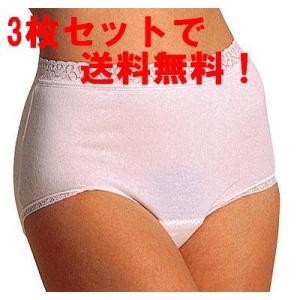 レディース 軽 禁 吸水 ショーツ M/L 3枚set|e-monohasin