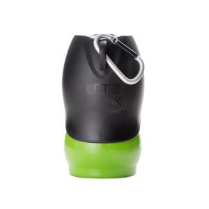 ROOP ステンレスボトル S 350ml グリーン