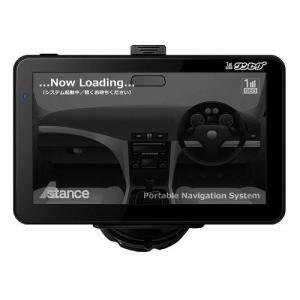 2019年度版 ゼンリンマップるるぶDATA搭載 7インチワンセグTV付 ポータブルナビゲーション APND791