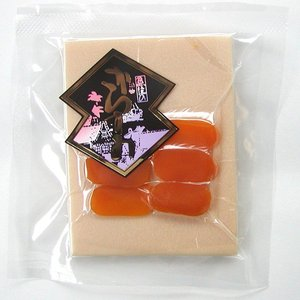 からすみ スライス(約7g)|e-nagasaki