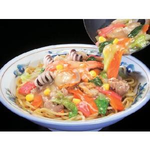9種類の具付皿うどん(太麺) 1食入|e-nagasaki