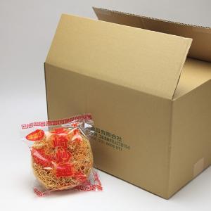 【業務用】下町食品の油揚げ皿うどん麺 約200人前(2人前100g×100袋入)|e-nagasaki