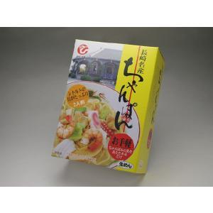 白雪食品のお手軽ちゃんぽん グラバー(2人前)|e-nagasaki
