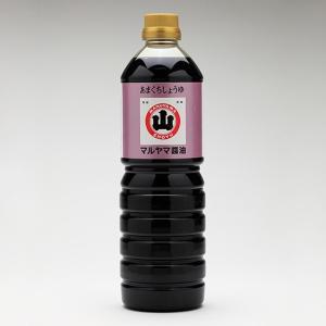 あまくちしょうゆ ペットボトル入1.0L|e-nagasaki