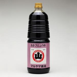 あまくちしょうゆ ペットボトル入1.8L|e-nagasaki