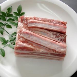 【五島豚肉】ブロック肉 バラ 300g|e-nagasaki