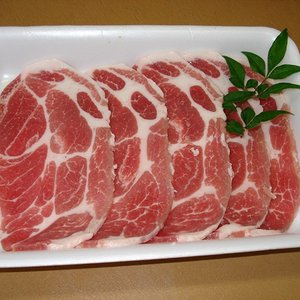 【五島豚肉】スライス 肩ロース 200g|e-nagasaki