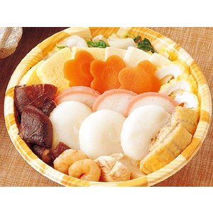 冷凍具雑煮 3食セット|e-nagasaki