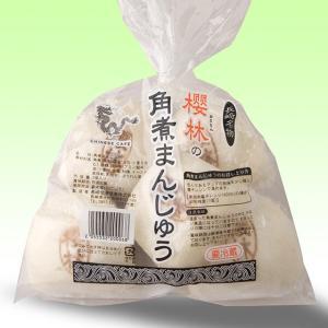【熨斗不可】櫻林の角煮まんじゅう 徳用袋(5個入)|e-nagasaki