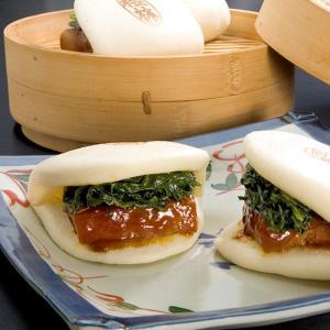 【熨斗不可】桜林の角煮まんじゅう 3個袋入|e-nagasaki