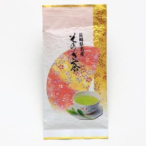 長崎そのぎ茶 特上玉緑茶100g e-nagasaki